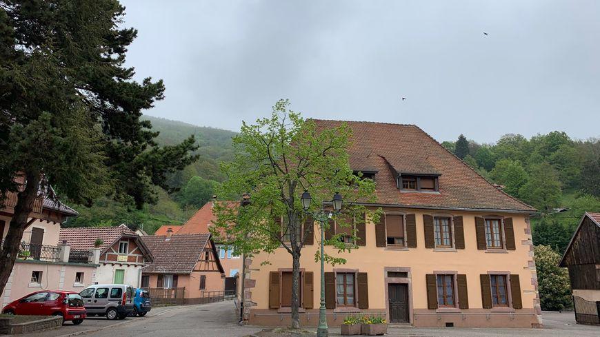 Lautenbach, maison curiale