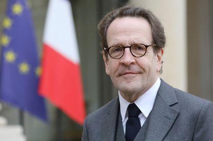 Gilles le Gendre, député de Paris et président du groupe LREM à l'Assemblée nationale