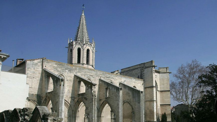 Une église avignonnaise
