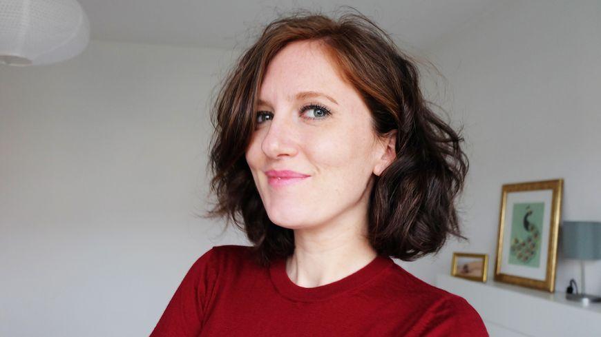 """Marie-Clémence Bordet Nicaise, auteur du livre """"On ne choisit pas qui on aime"""" aux édition Flammarion."""