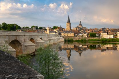 La Charité-sur-Loire en Bourgogne