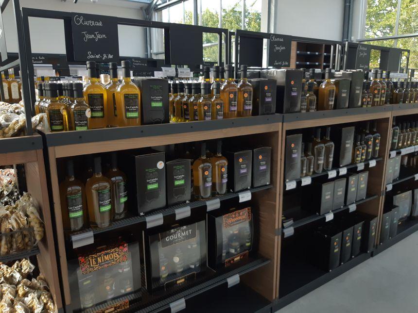 Toutes les huiles d'olive du Gard