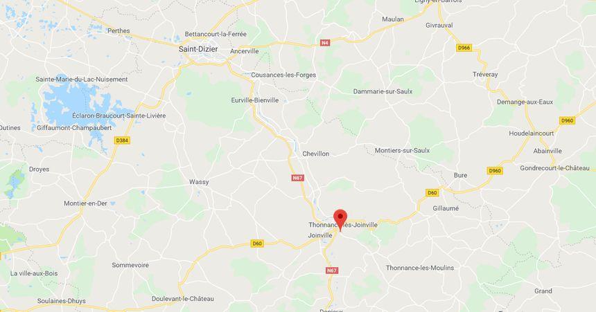 Le projet va s'établir à Suzannecourt, en Haute-Marne.