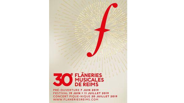 Flâneries Musicales de Reims - Carrefour de Lodéon - mercredi 05 juin 2019
