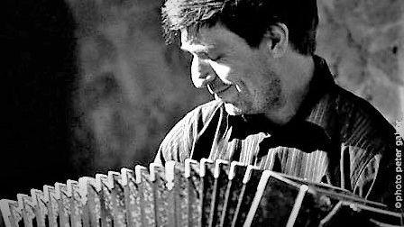 Producteur et musicien : Laurent Valero et son bandonéon