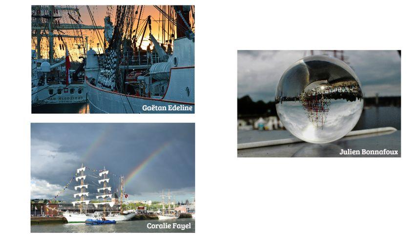 Photos des auditeurs de France Bleu de l'Armada (suite)