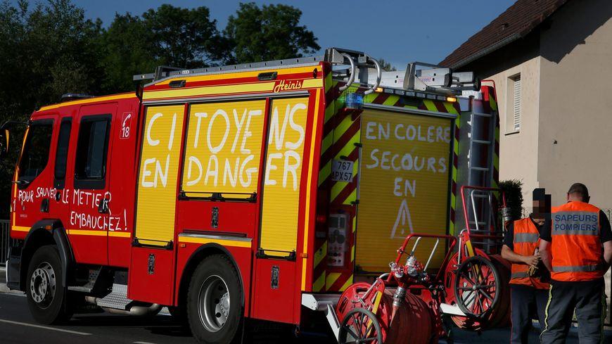 Les pompiers sont appelés à faire grève durant deux mois