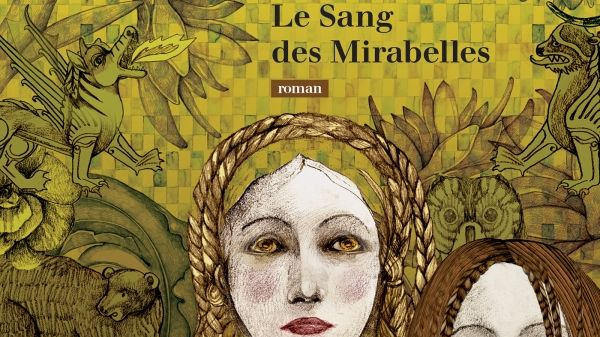 Le sang des Mirabelles Camille de Peretti éditions Calmann Levy