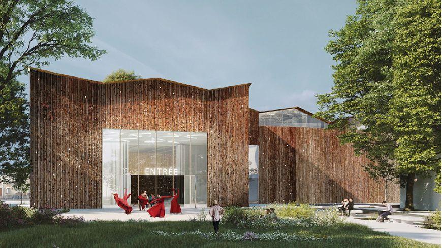 L'agence d'architecte retenue pour réaliser le futur centre chorégraphique national de Tours a été dévoilée