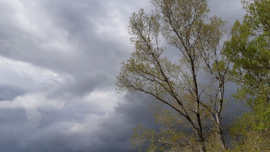 Risque d'orage dans la Drôme