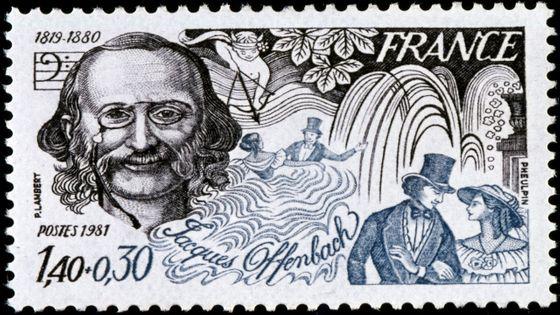 1858, Jacques Offenbach: Première de son opéra bouffe ''Orphée aux Enfers'' / Musicopolis