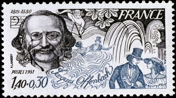 1858, Jacques Offenbach: Première de son opéra bouffe ''Orphée aux Enfers''