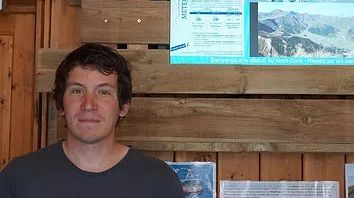 Alexandre Letort, prévisionniste du site Meteovergne