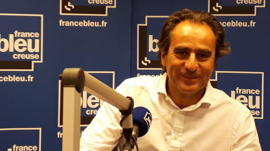 Jean-Emmanuel Casalta, directeur du réseau France Bleu