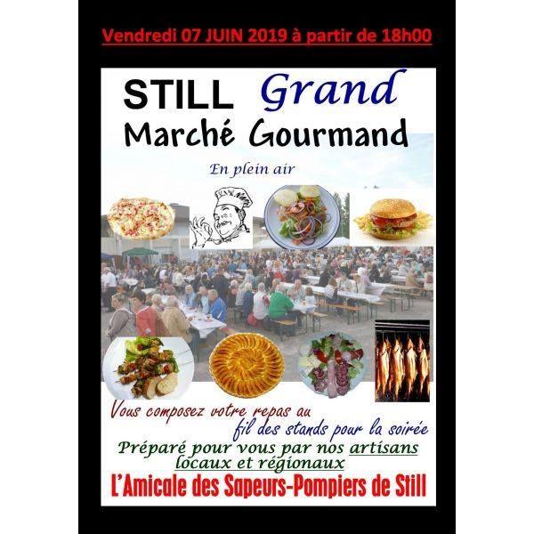 marché gourmand Still