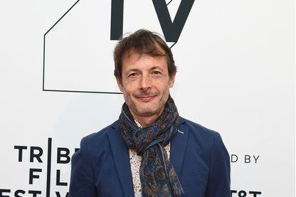 Le cinéaste Jean-Xavier de Lestrade, le 28 avril 2018 à New York.