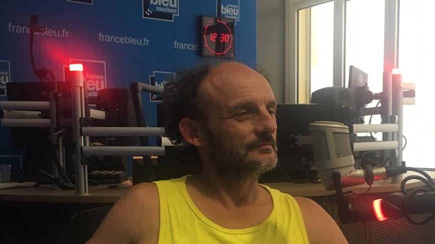 """Gilles Cailleau, créateur de la compagnie """"Attention Fragile"""""""