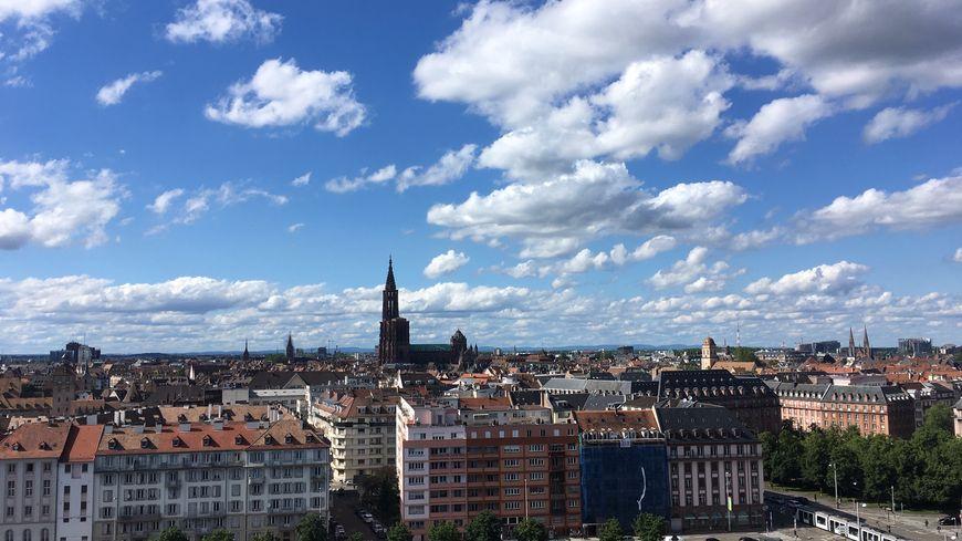 Strasbourg remporte pour la première fois ce classement de ville la plus attractive de France