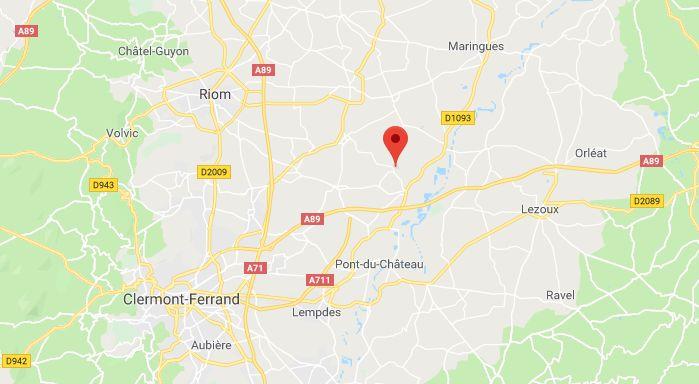 La commune de Chavaroux où ont été découverts les trois obus de 14-18