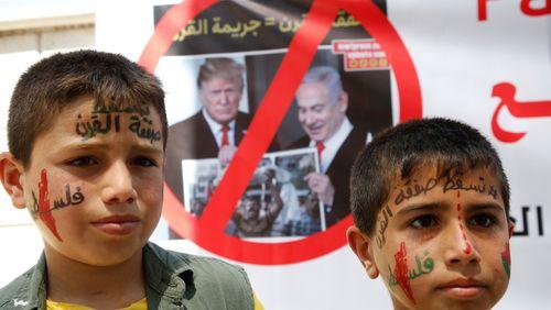 Sommet de Bahrein : pourquoi la paix ne se fera pas sans les Palestiniens