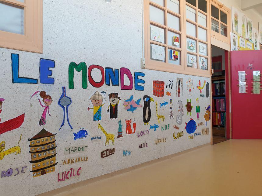 Ecole La Courbe à Aytré