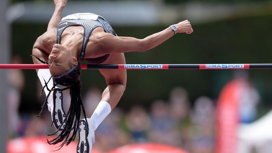 Nafissatou Thiam a le record d'Europe dans le viseur.