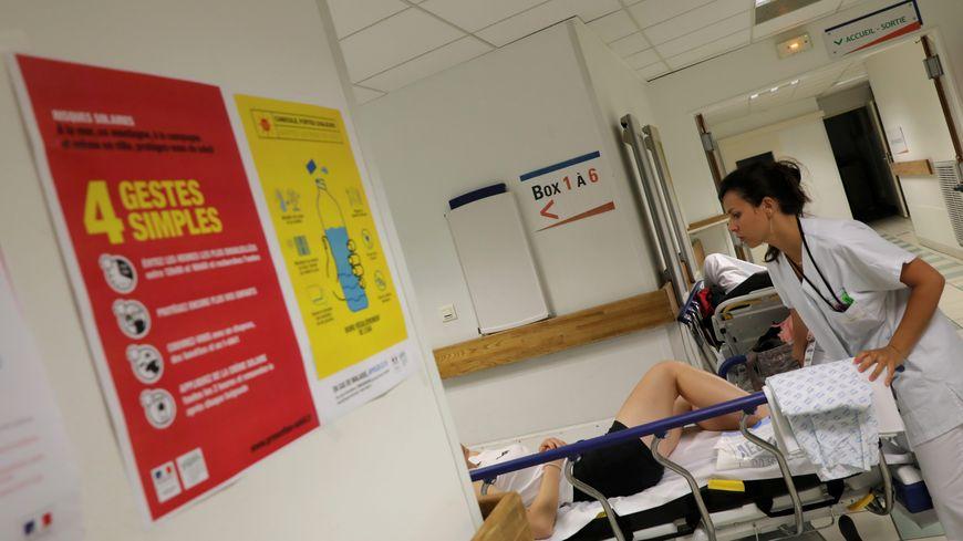 Les services d'urgence et du SAMU en île-de-France ont connu une hausse de fréquentation ce week-end