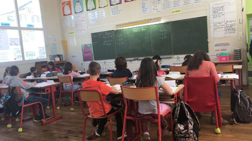 En Haute-Saône, 7 classes ouvriront à la rentrée 2019 (photo d'illustration)