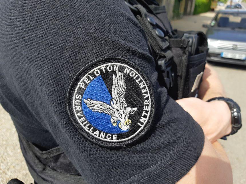 L'insigne du PSIG