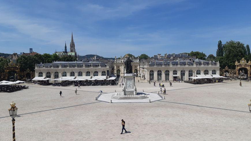 Les bureaux de la mairie de Nancy pourraient être occupés par la gauche en 2020 selon un sondage de l'Ifop.