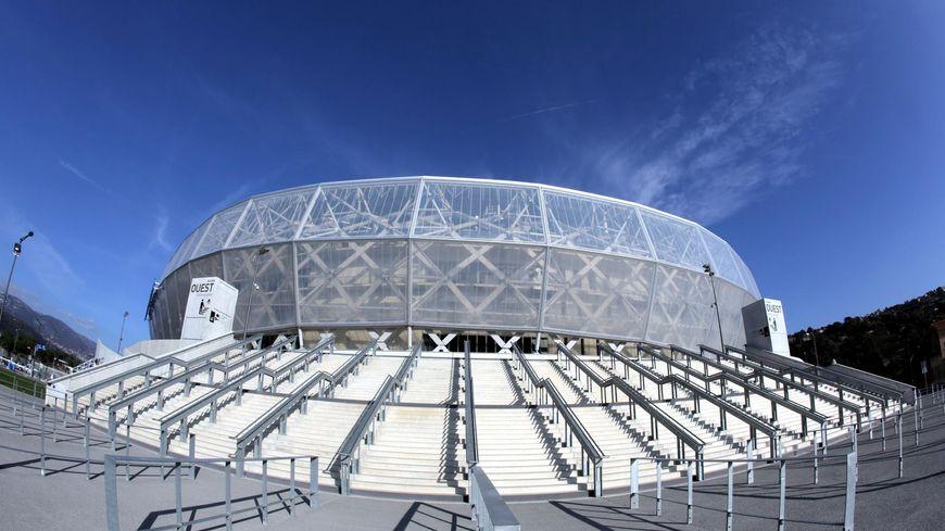 Le stade de l'Allianz Riviera à Nice