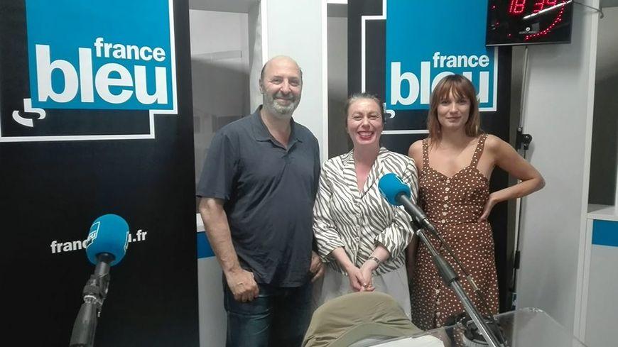Cédric Klapisch, Claude Nadeau, Ana Girardot
