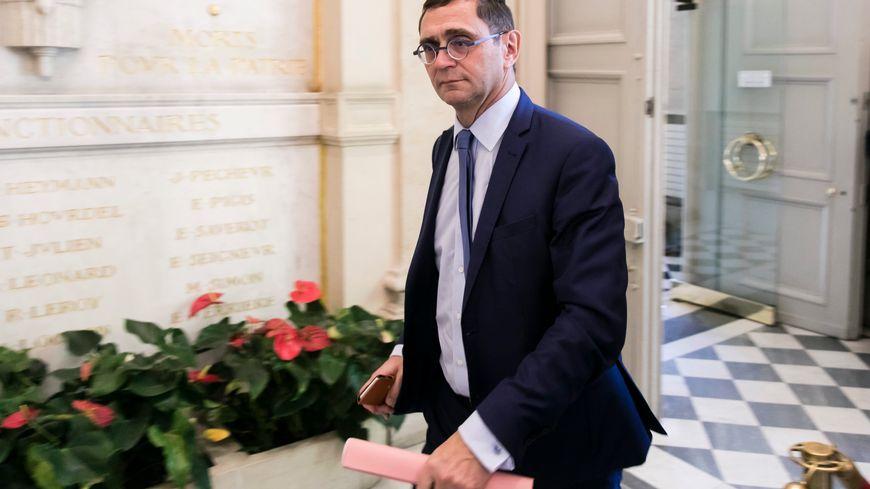 Pierre Morel à L'Huissier