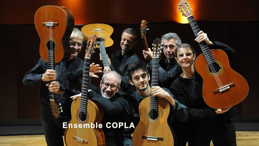 Esemble Guitare COPLA