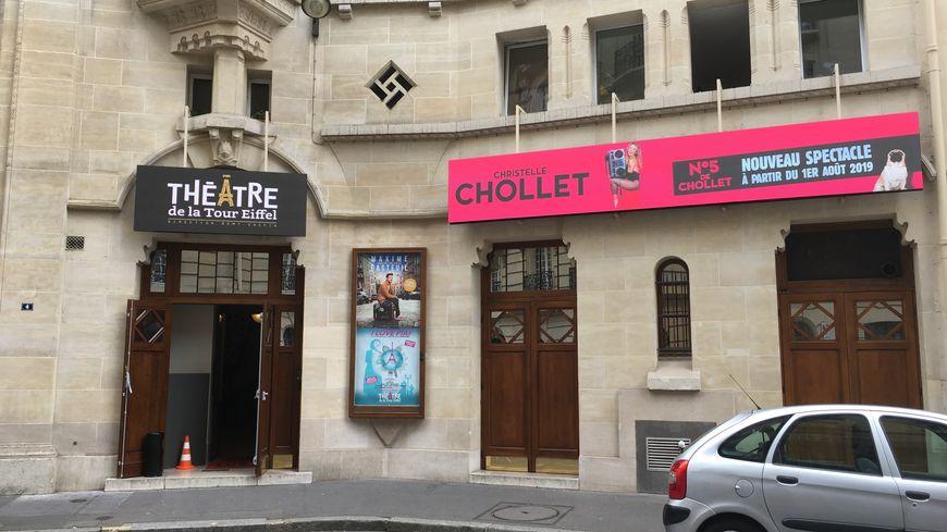 Théâtre de la Tour Eiffel, square Rapp Paris 7ème