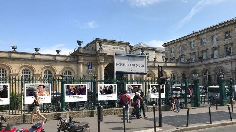 Gaumont fait rire Lariboisière