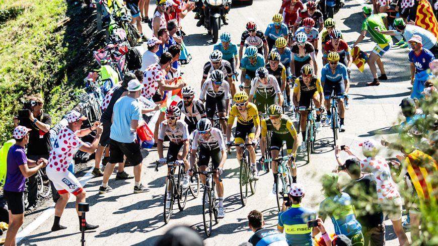 Suivez la 19e étape du Tour de France sur France Bleu et francebleu.fr