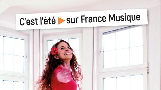 C'est l'été sur France Musique ! Demandez le programme !