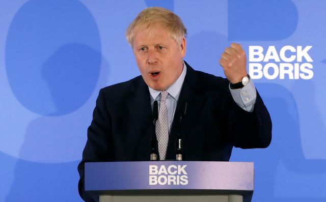 Boris Johnson favori pour remplacer Theresa May au poste de Premier ministre