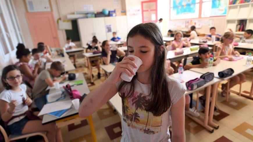 Des températures exceptionnelles dans certaines classes