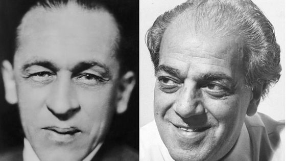 Blaise Cendrars (1930) et Heitor Villa-Lobos