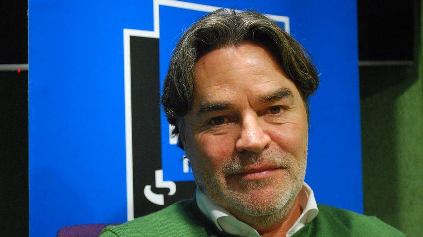 Fabrice Clément est président du Stade Malherbe depuis le 1er juin