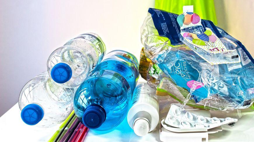 Les matières plastiques à recycler