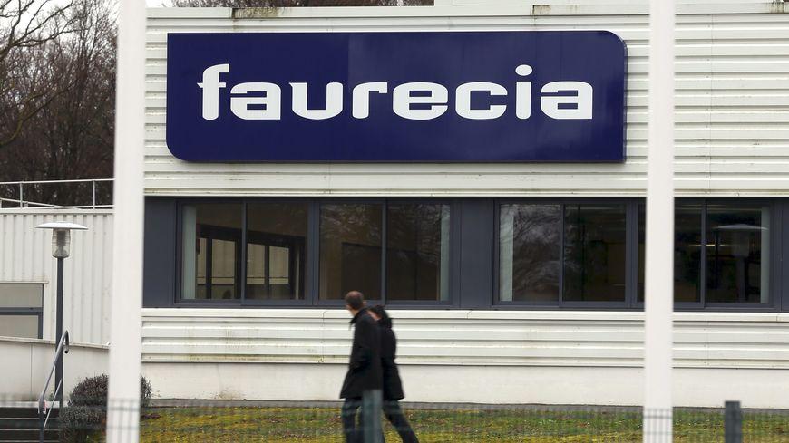 Le site Faurecia de Bavans (photo d'illustration)