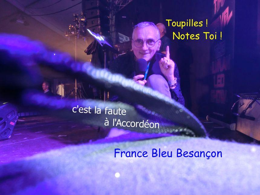 C'est la faute à l'accordéon Dominique Morize Guy Gougeon
