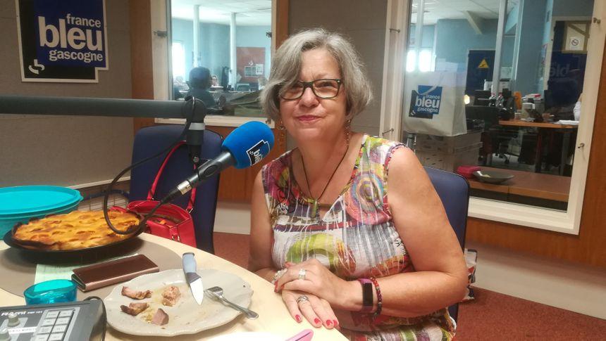 Jocelyne de Lencouacq notre gourmande auditrice !