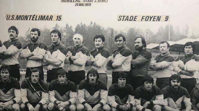 1979, le Stade Foyen accède au groupe B.