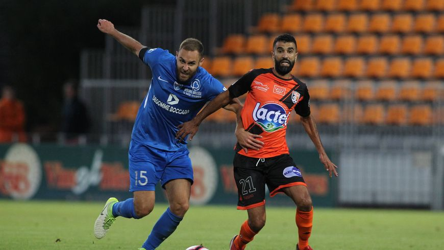 Mounir Obbadi s'engage deux ans avec Poissy