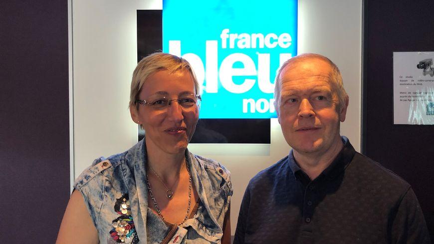 Valérie Dubuche, et Philippe Morel.