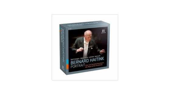 Bernard Haitink portrait BR KLASSIK